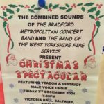 2001 Dec BMCB Poster Christmas Spectacular