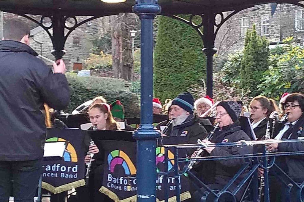 Ilkley Lights Switch On Nov 2018