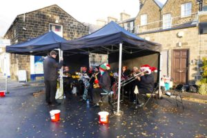 Real Food Market Ilkley Dec 2017