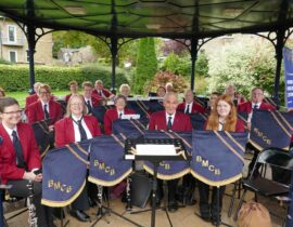 Ilkley Bandstand Sep 2017